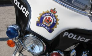 Serious Traffic Accident Investigation Downtown Brantford