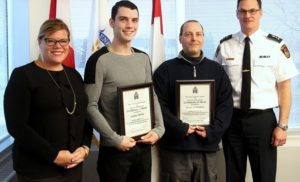 Brantford Police Service Awards – Civilian Merit Awards
