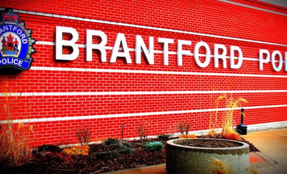 Brantford Police Services – Exemplary Service Awards