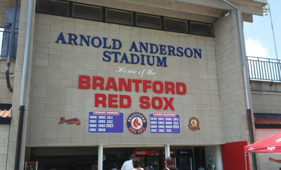 Brantford Red Sox kick off primetime schedule