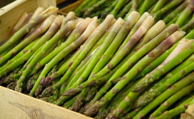 Cook at home:  Asparagus
