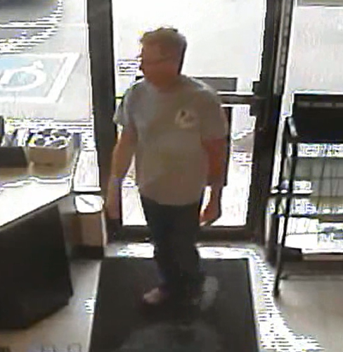 Police Looking for Public's Assistance to Help Identify an Individual