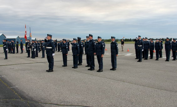 Air Cadets – 104 Squadron – 2018 Annual Ceremonial Review