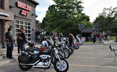 Bike Night – Giving Back