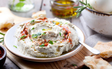 Food Curiosity:  What is Baba Ghanoush