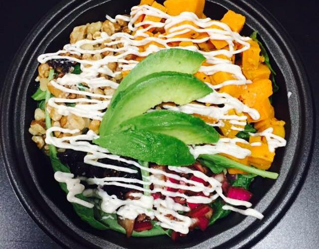 Food Curiosity:  What is a Buddha Bowl
