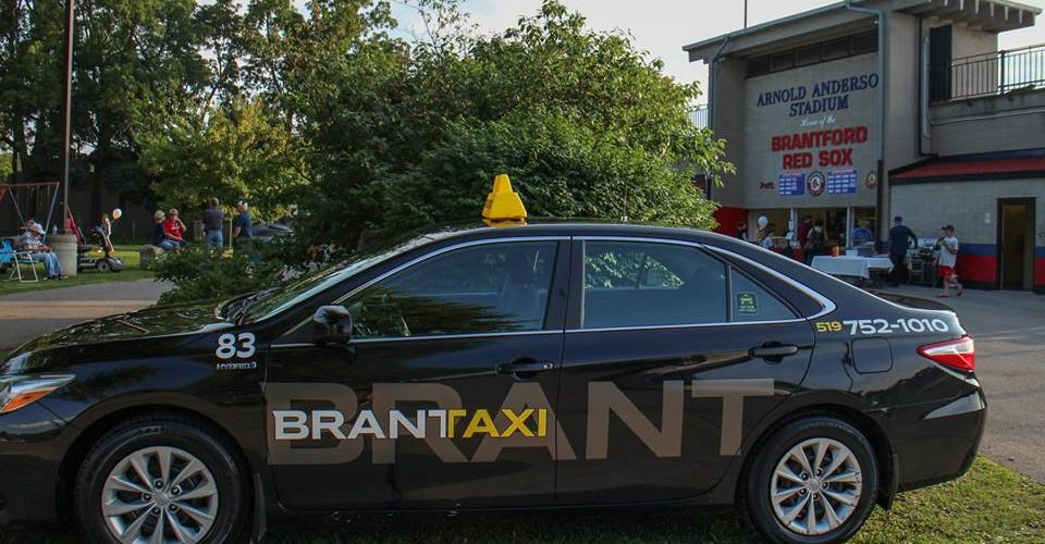 Brantford Red Sox: Take the taxi!