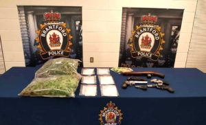 Five Named People Are Facing Firearm And Drug Related Charges