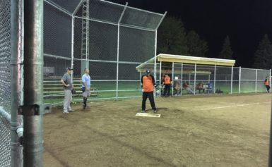 Burford Slo-Pitch League end Regular Season  | Playoff matches set