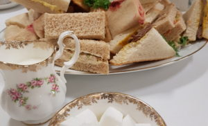 The Raw Carrot Social Franchise offers an 'a-peeling' afternoon tea party
