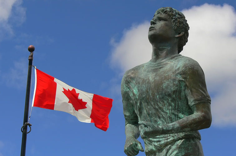 Brant, Send us your Centurians to support Terry Fox run!