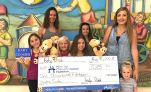 Brant Kids put love in their baking | McMaster Children's Hospital wins!