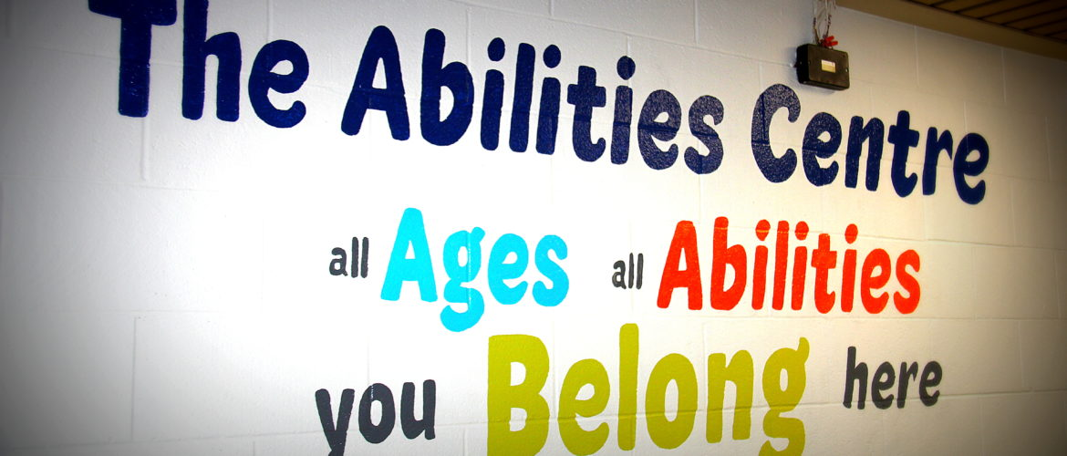 Announcing launch of 'Abilities Centre' | Brantwood Community Services