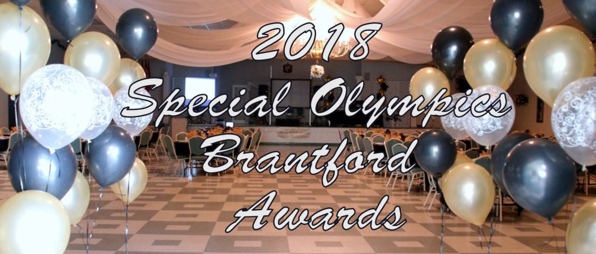 Brantford Honours Special Olympians