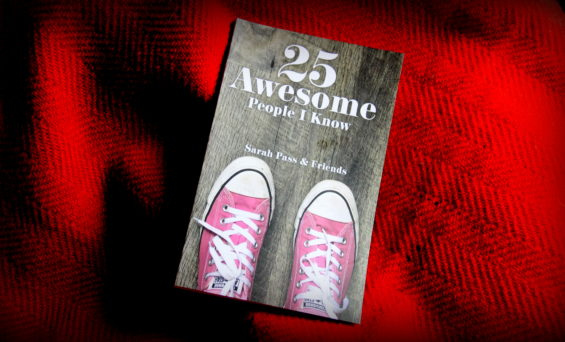 Brant Writer Launches First Book | It's 25 times more awesomeness!