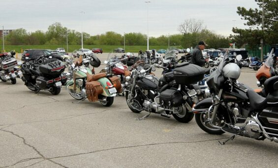 Calling ALL Bikers! May 11 15th Annual Lansdowne Ride