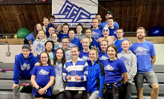 Brantford Aquatic Club | Champions at Swim International