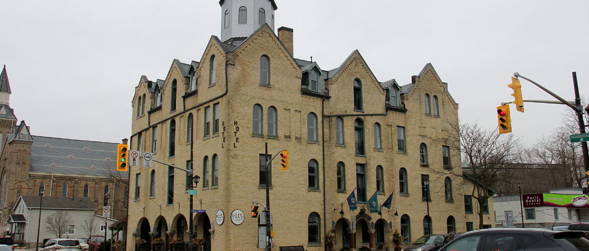 The Changing Face of Hospitality | Brantford-Brant